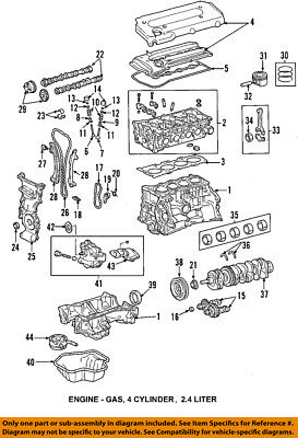 Toyota Oem 0008 Corollavalve Cover Gasket 112130d040 3310. Toyota Oemvalve Cover Gasket 112130h010. Toyota. 1998 Toyota Corolla Valve Cover Diagram At Scoala.co