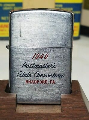 Zippo 1949 ( Postmasters State Convention ) Old