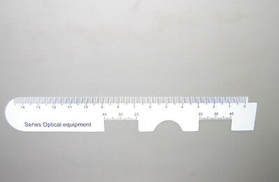 1 pc Creative Optical PD Ruler Pupil Distance Meter Eye Ophthalmic Tool New