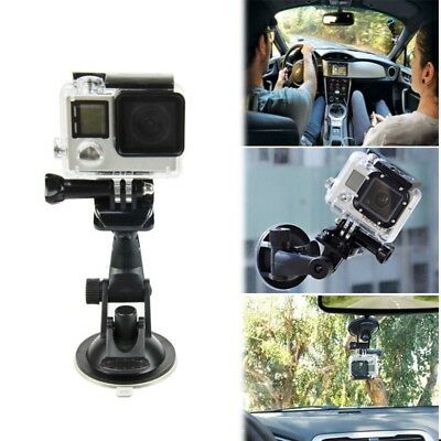 For GoPro Hero 6/5/4/3/3+/2/1/Session Camera Car Suction Cup Mount Holder