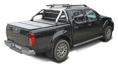 nissan navara d40 pickup top rail liner protector bed rail. Black Bedroom Furniture Sets. Home Design Ideas