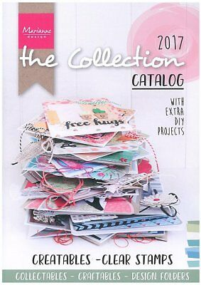 Katalog Marianne Design The Collection Catalog 2017 DIY Bastel-lektüre CAT2017