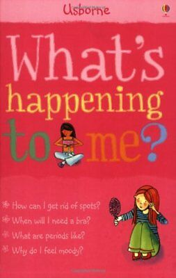 Usbourne Whats happening to me girls Edition by Susan Meredith Nancy Leschnikoff