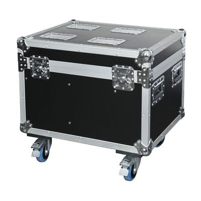 Flightcase für 4 x Phantom 65 Showtec LED Movinghead Transportcase Univeralcase