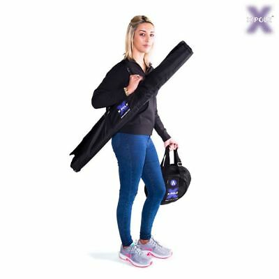 X-Pole X-Pert 45mm Professional Dancing Pole With 25mm Dance Mat