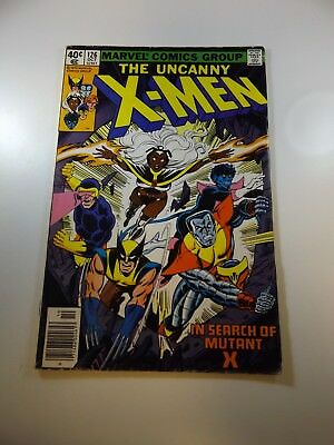 Uncanny X-Men #126 VG condition Huge auction going on now!