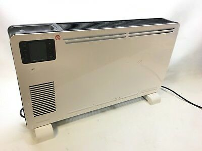 SilverCrest SKD 2300 A1 Convector 2300W Heater w/ Fan and Temp Set Office/Home