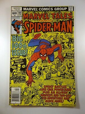 Marvel Tales #100 Sharp VG+ Condition!!