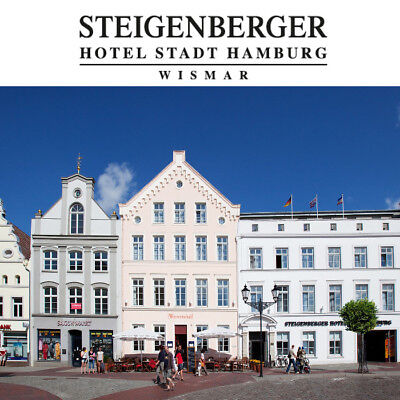 3 6 tage kurzurlaub wismar 4 steigenberger hotel mit abendessen wellness ostsee eur 199 00. Black Bedroom Furniture Sets. Home Design Ideas
