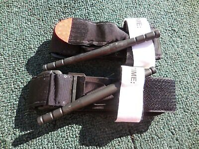 (2) Tactical Tourniquet CAT Combat Military Issue Medical Emergency Hiking