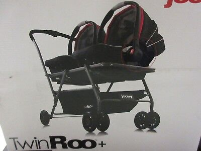 Joovy 9003 Twin Roo+ Chicco Car Seat Adapter