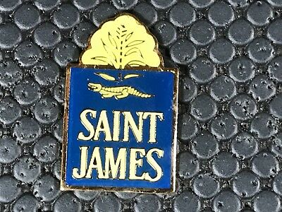 Pins Pin Badge Alcool Rhum Saint James