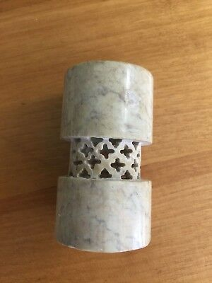 Soapstone Mini Candle Holder