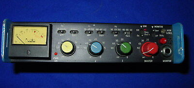 Audio Developments AD160 ENG portable Mono Audio Mischer 3/1 Mic Power 12/48V