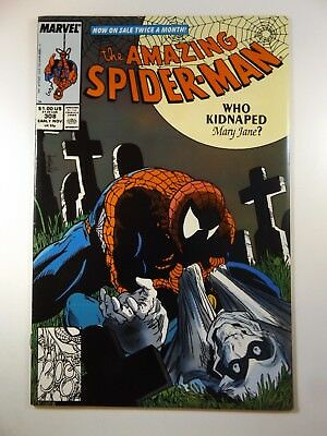 """The Amazing Spiderman #308 """"Who Kidnapped Mary Jane!"""" McFarlane VF-NM Condition!"""