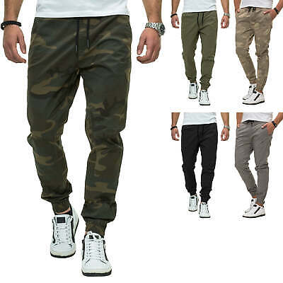 Jack & Jones Herren Freizeithose Jogger Chinos Jogg Jeans Color Mix NEU SALE