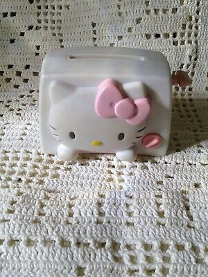 2004 Hello Kitty 30th Anniversary Toaster McDonald's Toy