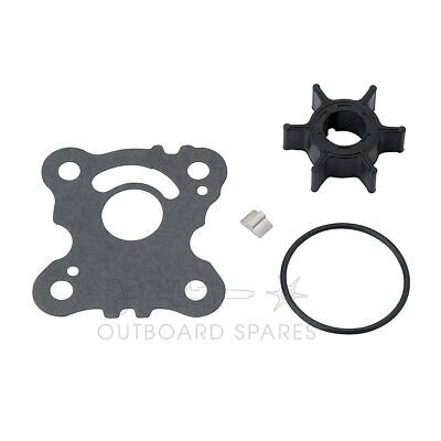 A New Honda Water Pump Kit for 8, 9.9, 15, 20hp Outboard (Part # 06192-ZW9-A30)