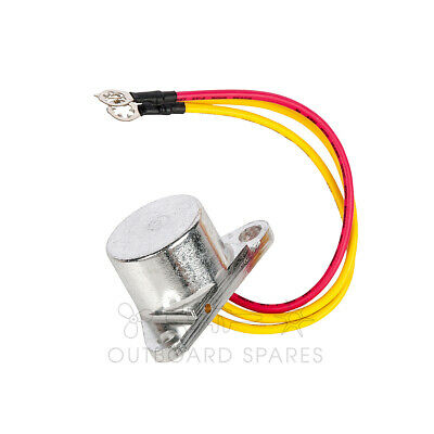 A New Evinrude Johnson Rectifier for 50hp-235hp Outboard (Part # 580795, 583408)
