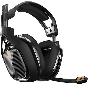 ASTRO Gaming A40 TR Gaming Headset for Xbox One, PS4, PC - BlackPrecision