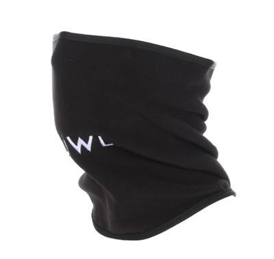 Howl Black Fleece Gaiter