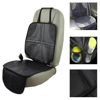 Auto Car Back Seat Cover Protector Protects for Children Kids Baby Kick Mat D