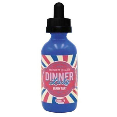 Berry Tart (60ml) by Dinner Lady e Liquid e Zigarette eLiquid E Liquid Eliquid