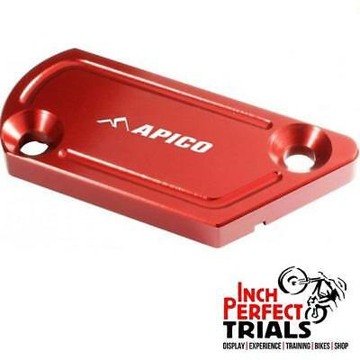 Apico Clutch Master Cylinder Cover Beta 05 - 16 Red Motorcycle Trials Bike