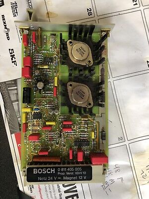 Bosch 0 811 405 005 0811405005 Amplifier Card
