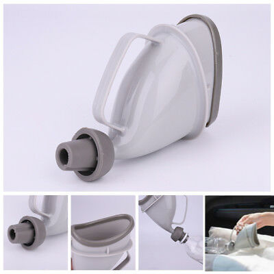 Portable Camping Urinal Male Female Funnel Urination Car Travel Toilet Easy