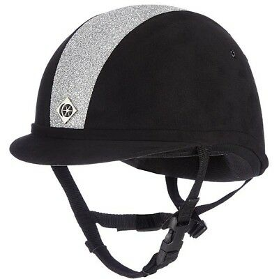 Charles Owen Yr8 Sparkly Horse Riding Hat/Helmet ALL SIZES & COLOURS