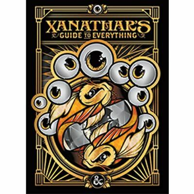 Dungeons & Dragons Xanathar's Guide to Everything Limited Edition (Englisch) Neu
