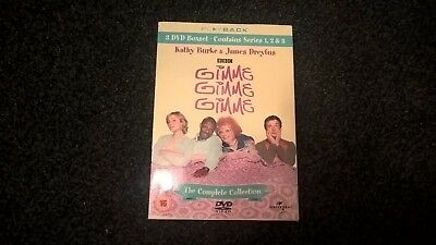Gimme Gimme Gimme: The Complete Collection (Box Set)[3x DVD's in good condition.