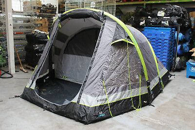 Airgo Stratus 4 Tent 4 Berth Family Airbeam Tent ++ RRP £349.99 + & HI GEAR Airgo Cirrus 4 Berth BIG Family Airbeam Tent +++ RRP £649 ...