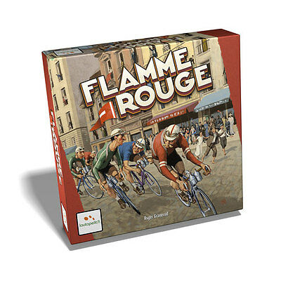 Flamme rouge : Tactical bicycle racing game - New