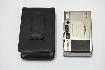 Fitted Case for Minolta TC1 - BRAND NEW