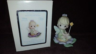 "Disney Precious Moments Showcase Collection ""You're My Happy Little Thought"""