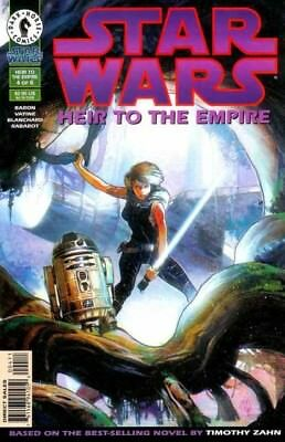 Star Wars Heir to the Empire (1995) #   4 (7.0-FVF)