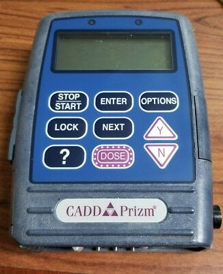 CADD-Prizm VIP Model 6101 Ambulatory Pump Excellent Used Condition FREE SHIPPING