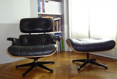 Vitra Charles Eames Lounge Chair Anniversary Edition