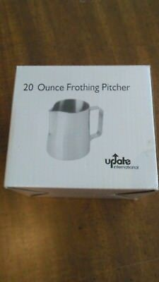 Update international stainless steel 20 ounch frothing pitcher