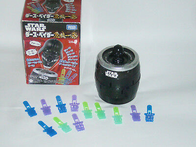 Elektr. STAR WARS Spiel / Tomy Takara / Japan? /mit Sound +Musik /Pop Up Pirate