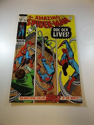 Amazing Spider-Man #89 VG- condition Huge auction going on now!