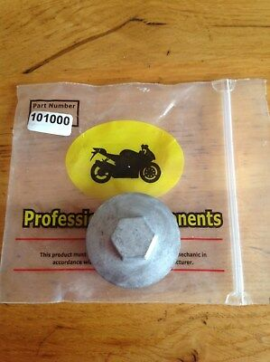 Honda C90 90 Tappet Cap -  Cover Replaces Honda Pt: 12361-035-000