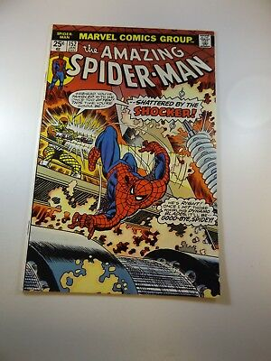 Amazing Spider-Man #152 VF- condition MVS intact Huge auction going on now!