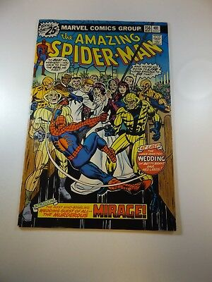 Amazing Spider-Man #156 VF- condition MVS intact Huge auction going on now!