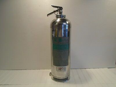 Badger Fire Extinguisher Water Can model WP-40 Fire Truck Engine 2-1/2gal