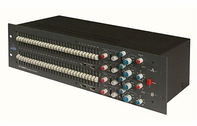 """APEX PE-232 High-End Equalizer for Broadcast used 2-Channel   [19""""/3U(HE)]"""