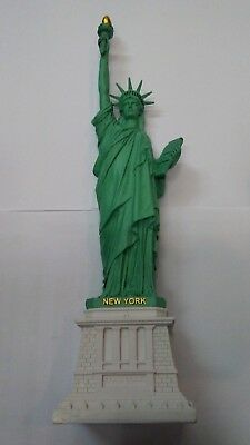 New York Statue Of Liberty 15 Inches NEW SEALED
