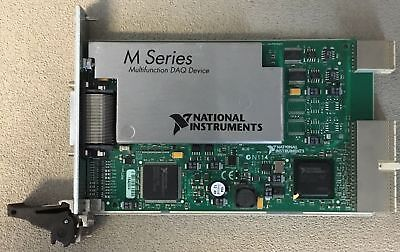 NI PXI-6255 80ch 16bit M-Series, Multifunction DAQ National Instruments